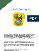 MarysBoutique