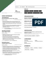 longs resume