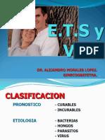 Diagnostico y Tratamiento de Infecciones de Transmision Sexual