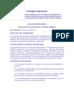 Plan de Formación Sicología Industrial