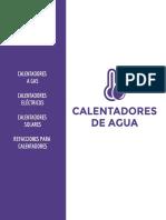 Catalogo Calentadores de Agua (2)