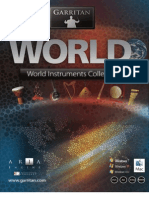 Garritan World Instruments User's Manual