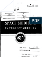 Space Medicine in Project Mercury