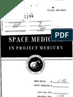 Space Medicine in Project Mercury