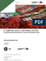 Comercio Justo y Sostenible en Perú