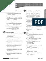 English in mind starter test unit 8