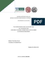 Roberto Piol - Valutazione integrata della qualità dell'aria nel Vallone Bellunese attraverso l'analisi del contributo della legna da ardere e lo studio di scenari emissivi