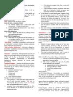 SPL Notes