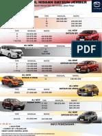 Price List Final