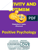 Positivity and Optimism
