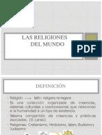 Las Religiones del Mundo.pptx