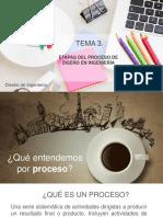 Clase 4- Etapas Del Proceso de Diseño