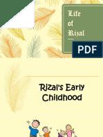 Life of Rizal Ni Aloi