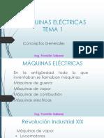 Tema 1 Conceptos Generales Máquinas Eléctricas