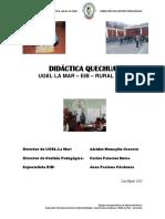 Didactica Quechua
