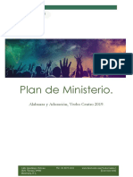 Plan de Ministerio Alabanza