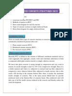 RCC Structure by PANDI MANI