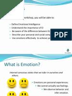 Emotional Intelligence BECOA155