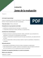 Evaluacion economia