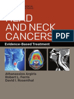 Evidence in head and neck cancer
