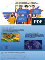 Diversidad Cultural Global, Nacional y Local