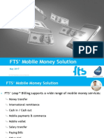 FTS Mobile Money Solution Intro May17