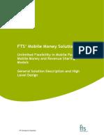 FTS Mobile Money Solution Description