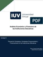 Unidad 2- Análisis Financiero de Las Instituciones Educativas