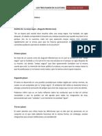 Los Tres Planos de La Lectura - Victor Leonardo Cordero