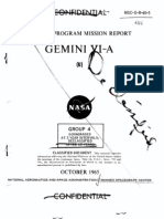 Gemini Program Mission Report Gemini Vi-A Oct 1965