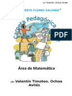 CARPETA PEDAGÓGICA  MATEMÁTICA 2014.doc