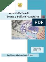 Guia de Teoria & Política Monetaria