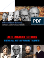 Earth Expansion Tectonics