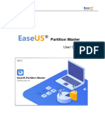 Easeus Partition Master 13.5 Help2019042501