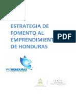 Estrategia Fomento Emprendimiento HND s 2