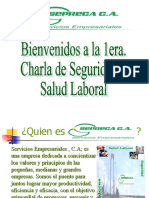 Comit%c9 de Seguridad y Salud Laboral.compresores Roy Occidente c.a.