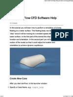 CFD Tutorial