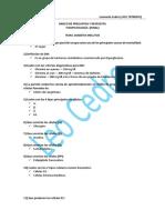 Banco de Preguntas y Respuesta Fisiopato Final (Diabetes)