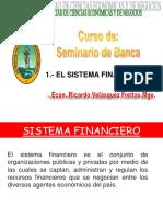 1.- Sistema Financiero