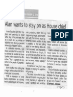 Tempo, Nov. 12, 2019, Alan wants to stay on as House chief.pdf
