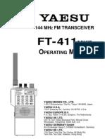Ft411mkii Manual