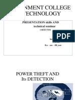 Power Theft