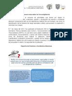 Boletín Arcsa Conoce Más Sobre La Tecnovigilancia