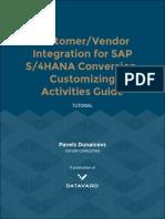 CustomerVendor Integration for SAP S4HANA.pdf