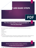 Ballet and Its Basic Steps