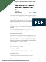 Prueba de Arquitectura EVPN EBGP Con Spines Nexus OS y Cumulus VX. _ LinkedIn