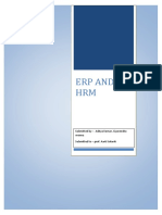 ERP in HRM.docx