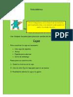 Ficha de Aprendizaje Clase 3 Any
