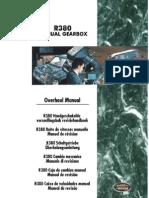 021 - Manual de Revisão - Caixa de Velocidades R 380