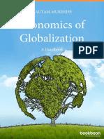 Economics of Globalization